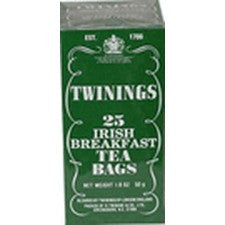 Tea - Twinings Irish Breakfast Tea Bags