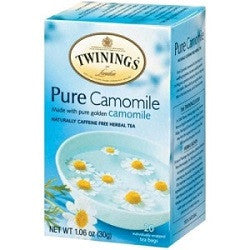 Tea - Twinings Pure Camomile Tea Bags