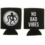 No Bad Vibes Koozie