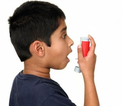 Asthma Boy Image-Clean Air Plus