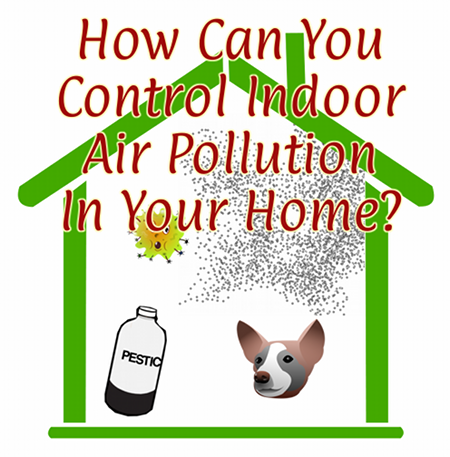 Control Indoor Pollution Image-Clean Air Plus