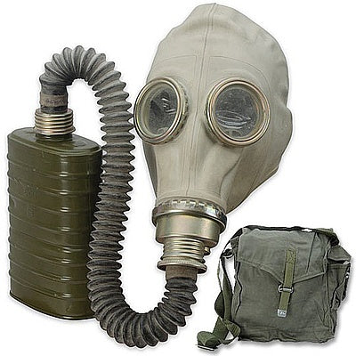 Gas Mask Image-Clean Air Plus Air Purifiers