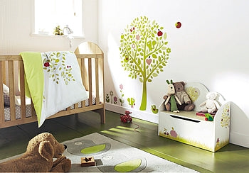 Healthy Baby Nursery-Clean Air Plus