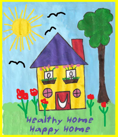 Healthy Home Happy Home Image-Clean Air Plus