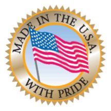Made In America Badge-Clean Air Plus Air Purifiers