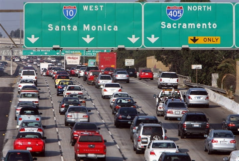 Freeway Pollution Extends Further than Previously Thought