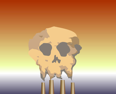 Pollution Skulls Image-Clean Air Plus Air Purifiers