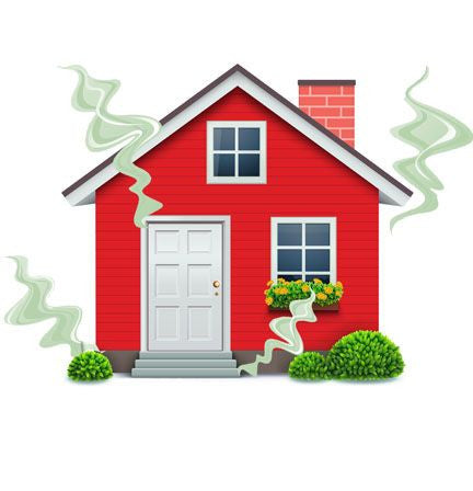 Smelly House Image-Clean Air Plus Air Purifiers