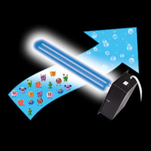 UV Light Image-Clean Air Plus