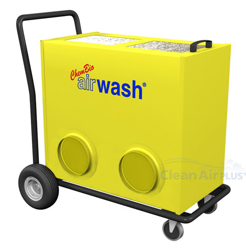 Amaircare 7500 Airwash Cart - The ultimate solution for high capacity particulate removal