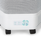 Amaircare 3000 air purifier control panel white-Clean Air Plus