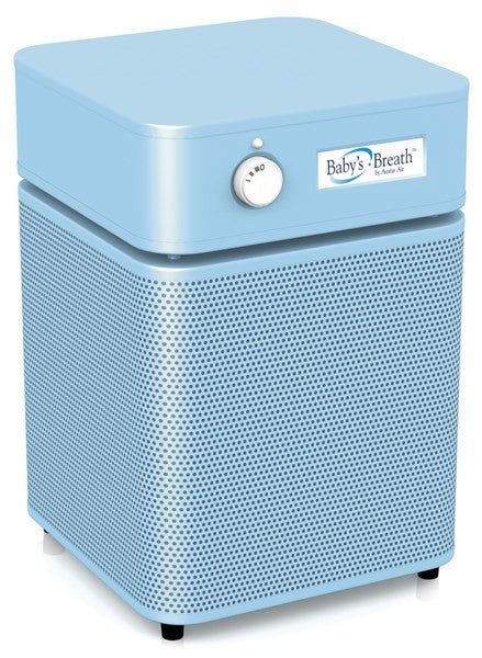 Austin Air Baby's Breath Blue - Clean Air Plus Air Purifiers