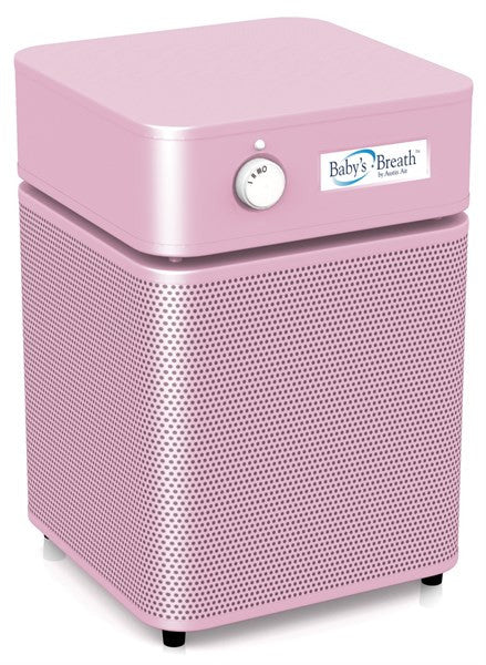 Austin Air Baby's Breath Pink - Clean Air Plus Air Purifiers