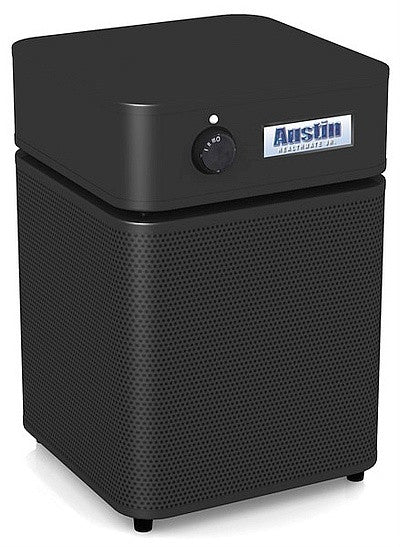 Austin Air HealthMate Jr Black- Clean Air Plus Air Purifiers