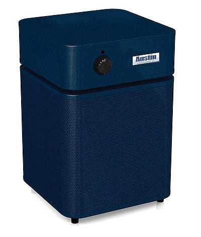 Austin Air HealthMate Jr Midnight Blue- Clean Air Plus Air Purifiers