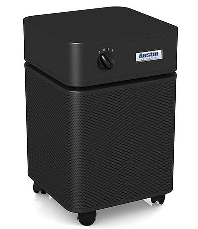 Austin Air HealthMate Standard Size Black- Clean Air Plus  Air Purifiers