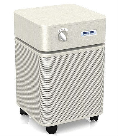 Austin Air HealthMate Standard Size Sandstone- Clean Air Plus  Air Purifiers
