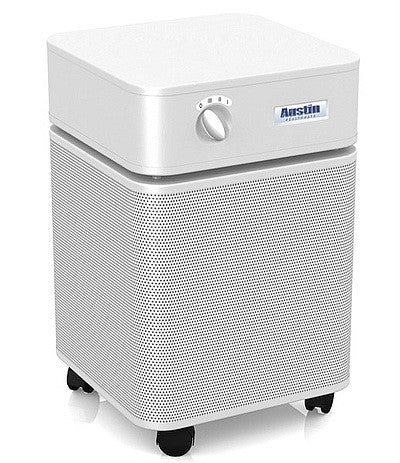 Austin Air Allergy Machine Standard Size White- Clean Air Plus Air Purifiers