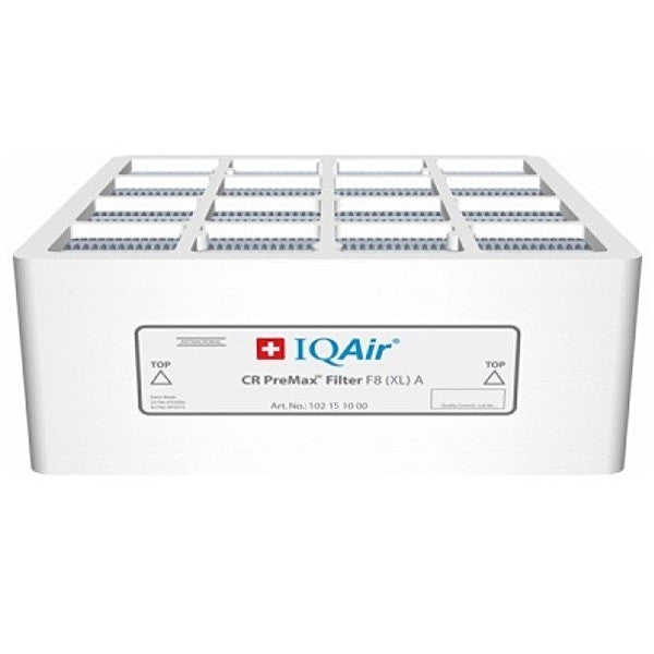 IQAir Purifiers Cleanroom H13 PreMax Pre-Filter (F8 XL) - Clean Air Plus Air Purifiers