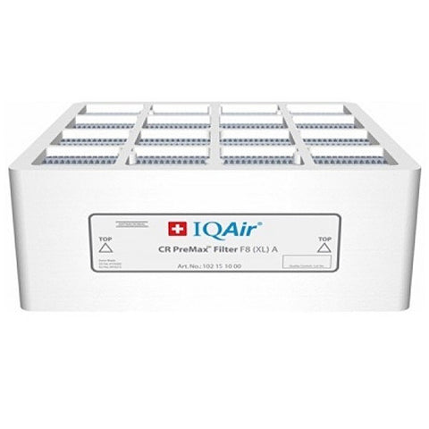 IQAir Cleanroom H13 PreMax Pre-Filter (F8 XL) - Clean Air Plus Air Purifiers