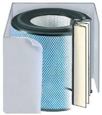 Austin Air Allergy Machine Standard Size Replacement Filter White - Clean Air Plus Air Purifiers