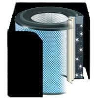 Austin Air HealthMate Plus Standard Size Replacement Filter Black - Clean Air Plus Air Purifiers