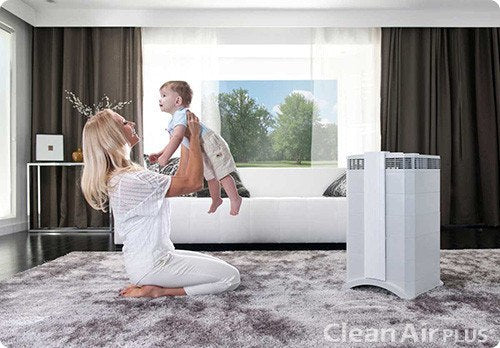 IQAir Purifiers New Edition HealthPro - Clean Air Plus Air Purifiers
