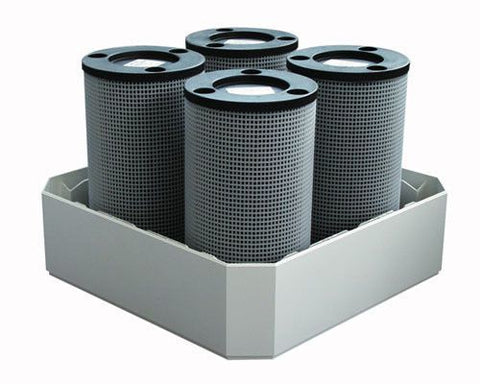 IQAir GC MultiGas Gas Filter Cartridges - Clean Air Plus