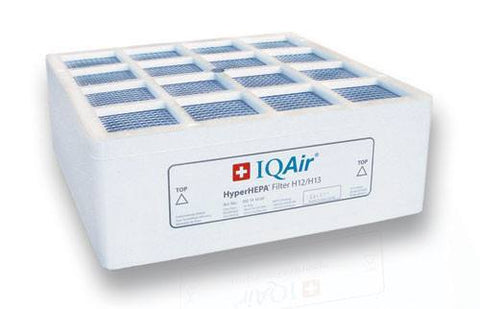 IQAir HealthPro HyperHEPA Filter - Clean Air Plus Air Purifiers