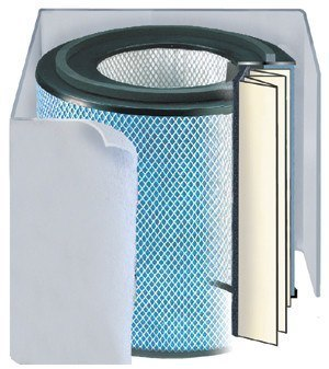 Austin Air Baby's Breath Replacement Filter White - Clean Air Plus Air Purifiers