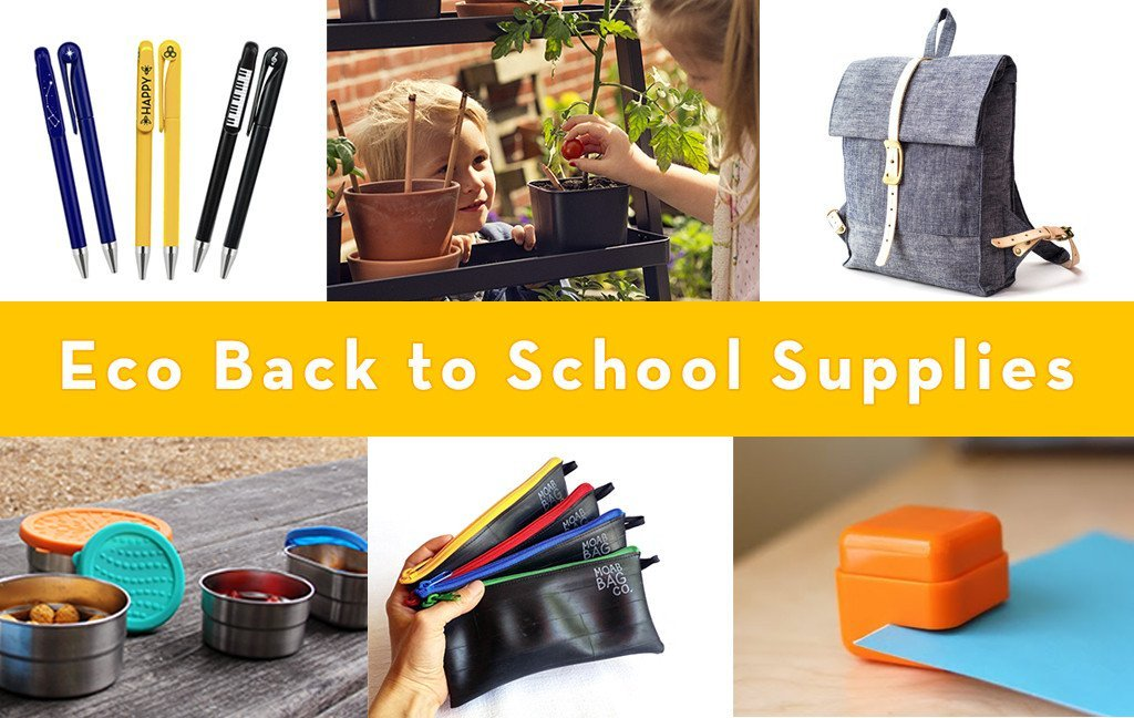 Plastic-Free School Shopping Products and Tips