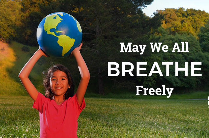 May We All Breathe Freely