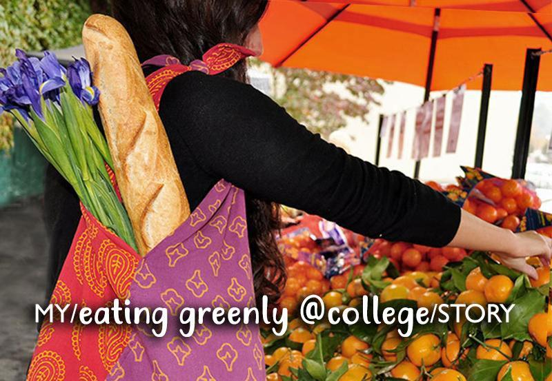 Eating Greenly On Campus