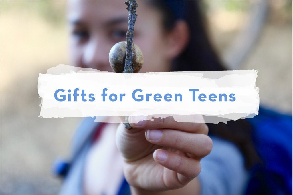 Green Gifts for Teens