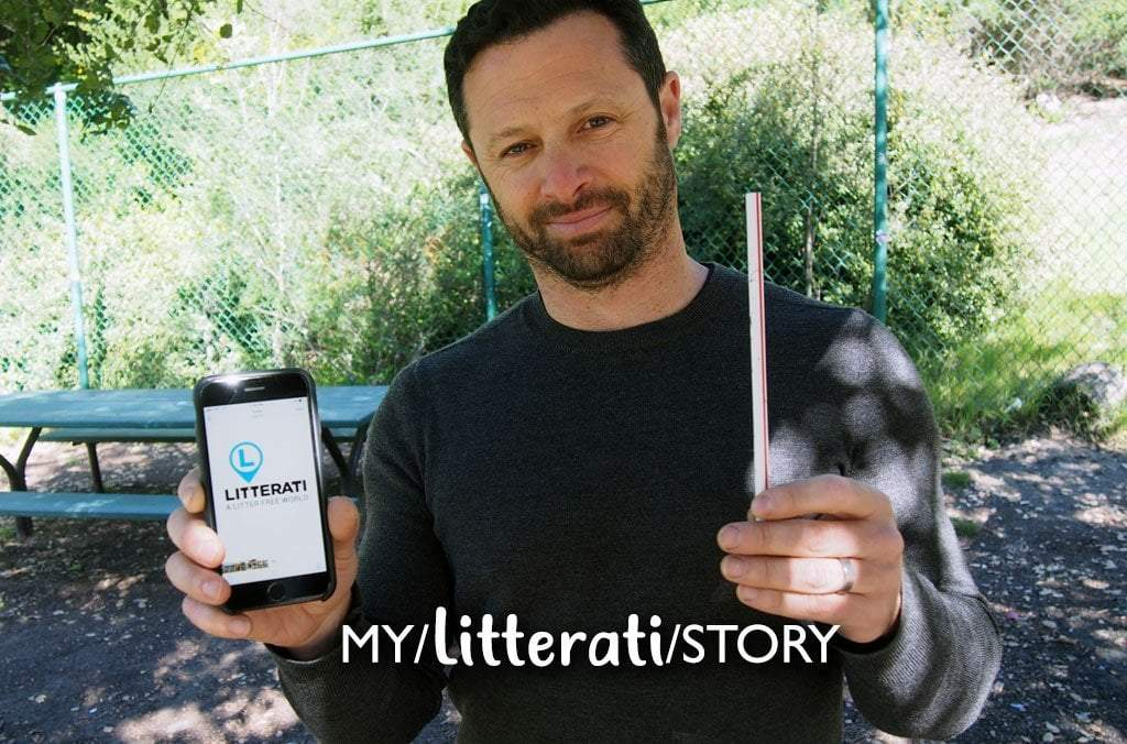 Founding Story Jeff Kirschner Litter App Called Litterati