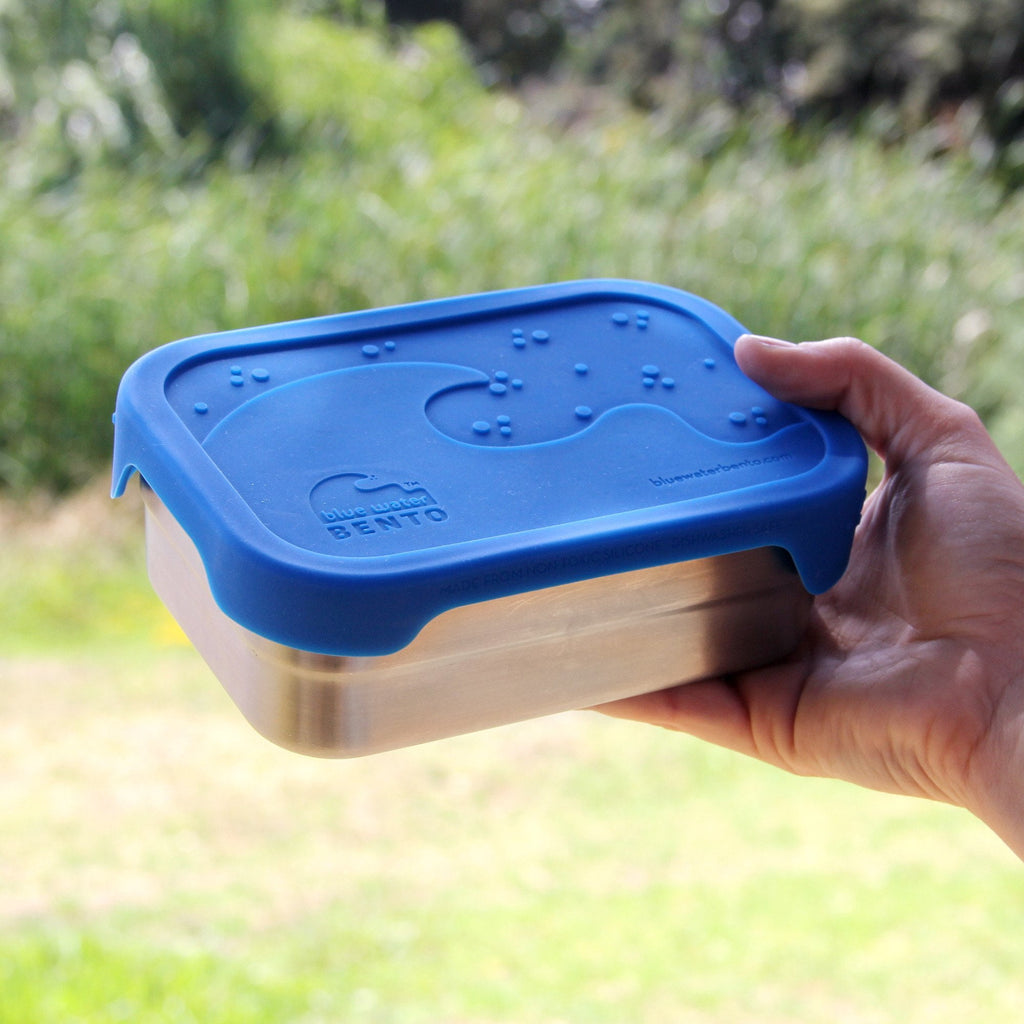 ECOlunchbox Launches Blue Water Bento Line