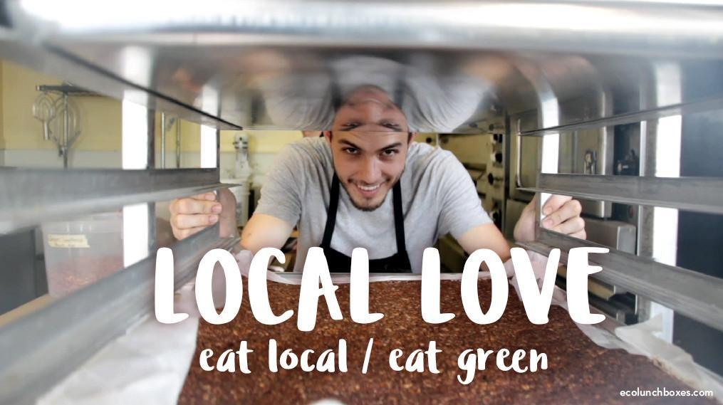 Local Love: Eat Local, Eat Green