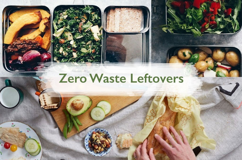 Zero Waste Leftovers Tips for Plastic-Free Lovers by ECO lunch box