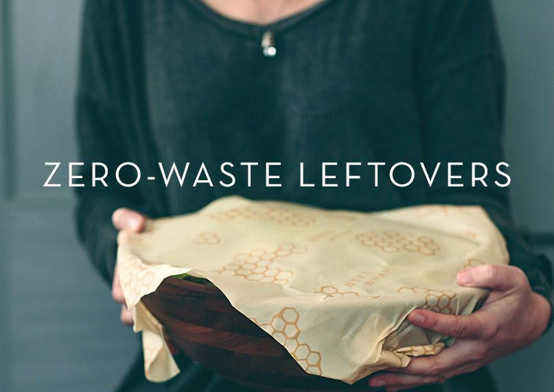 A Plastic-free Guide to Saving Leftovers