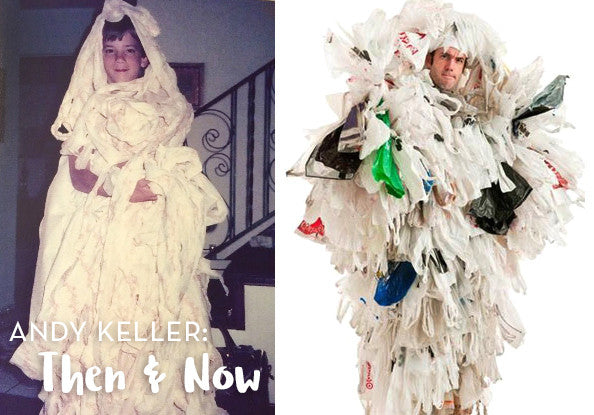 Andy Keller: then and now