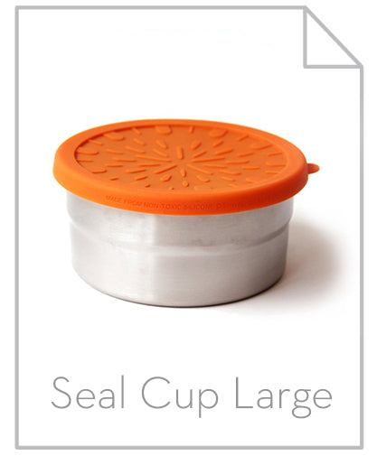 Seal Cup Large