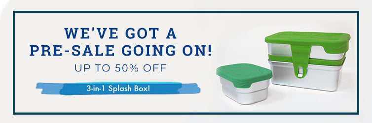 ECOLunchbox Pre-Sale - Up to 50% off