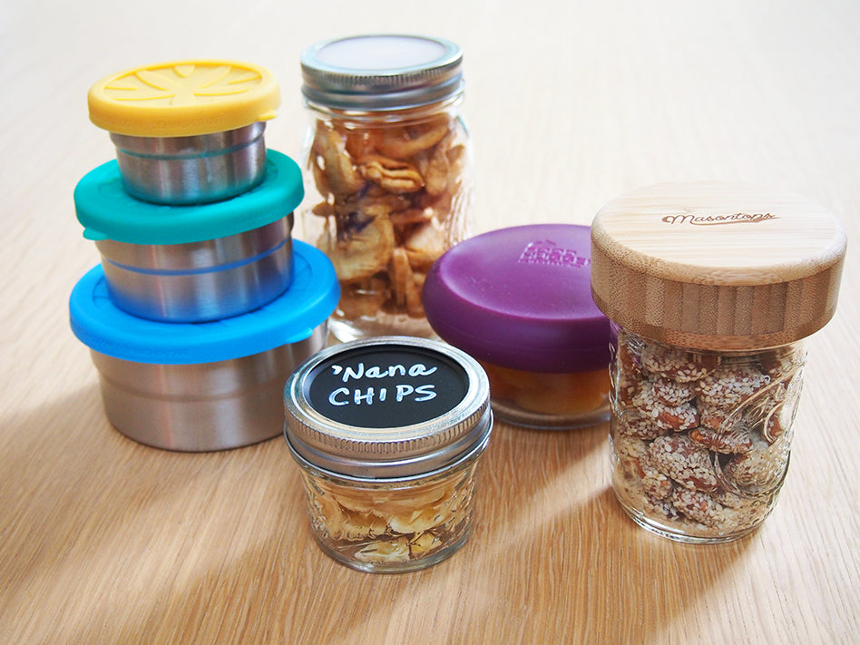 ECOLunchbox - the Six Rs of Spring Cleaning your Eco Kitchen - Resuseable Plastic-Free Containers