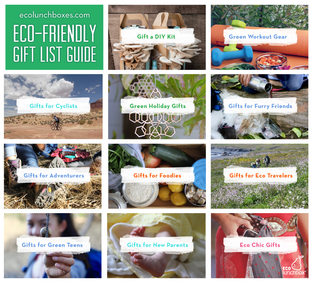 eco-friendly gift list