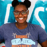 Kristal Ambrose, founder of the Bahamas Plastic Movement