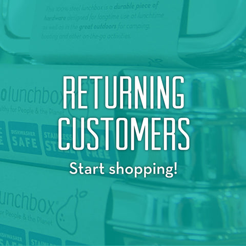 Returning Customers Start Shopping