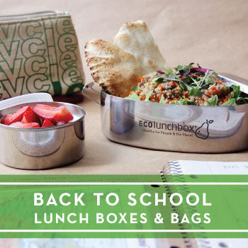 example of an ECOlunchbox back-to-school ad