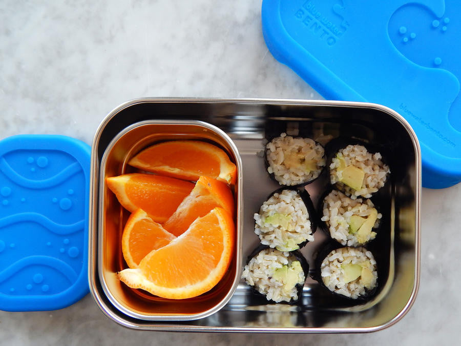 ECOlunchbox's SplashBox lunch box