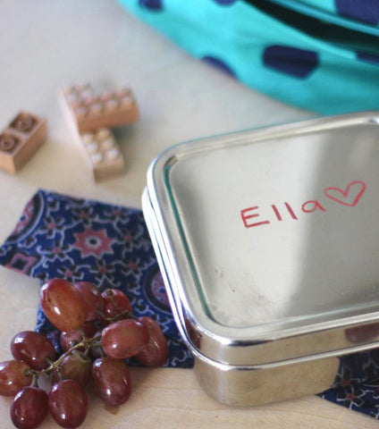 ECO fix-it and find it: Tips to make your lunch box last forever.