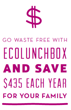 Go Waste Free With ECOlunchbox